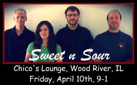Sweet n Sour 4-10-15