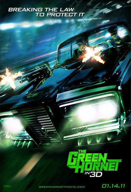 (2011) The Green Hornet