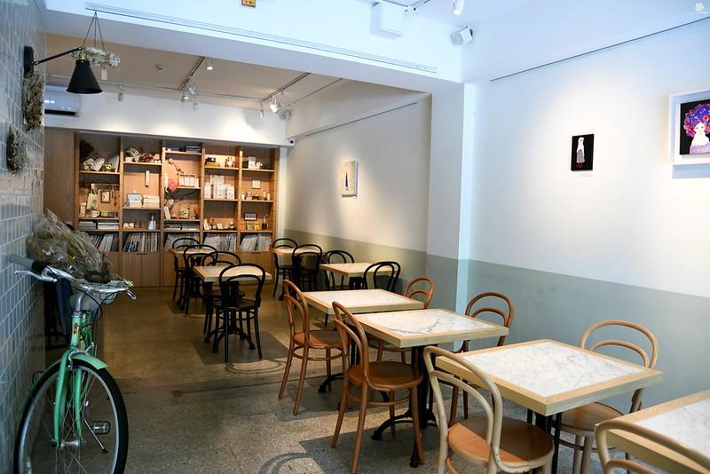 六張犁美食咖啡廳米販咖啡菜單推薦景點散策 (16)