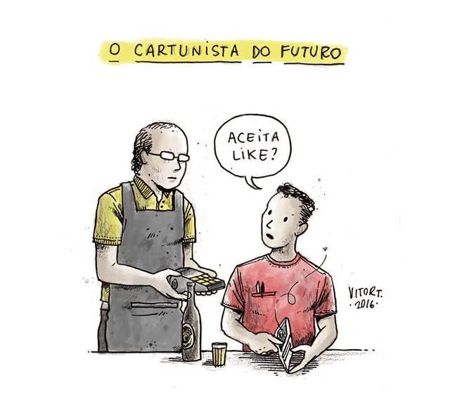 Charge - Créditos: Vitor Teixeira