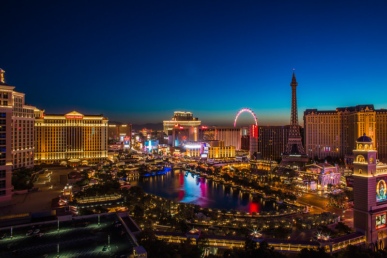 Sunrises Are Best in Las Vegas