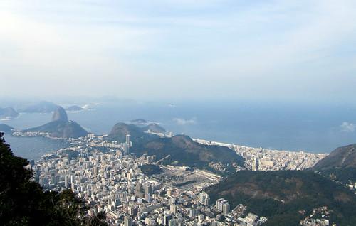 Rio de Janeiro dall'alto