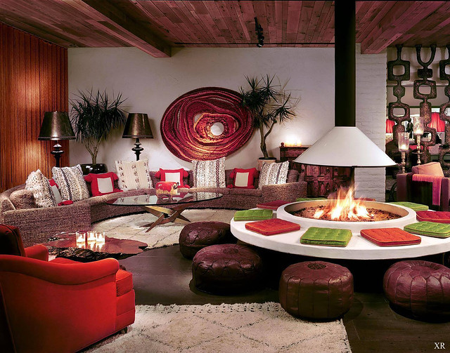 ... Parker Palm Spring Hotel, opened in 1959