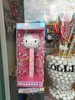 Hello Kitty large Pez dispenser in Candy Shop in Leavenworth, WA