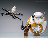 """BB-8 : """"Always wanted to fly one of these!"""""""