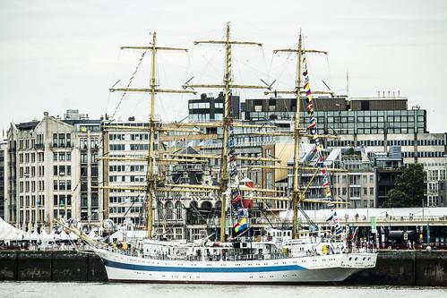 07/07/2016 Tall Ship Races 2016