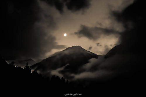 Eclaircie Nocturne en Vanoise (M)