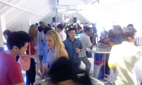 Red Bull Curates: The inaugural Red Bull Canvas Cooler Exhibition in Singapore