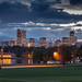 Denver skyline by Kevin Bauman
