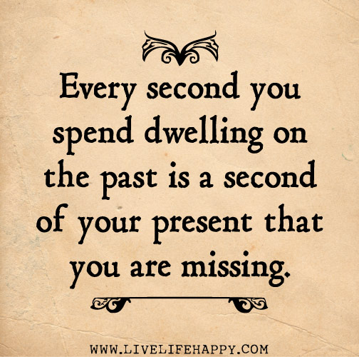 Past Missing quotes your