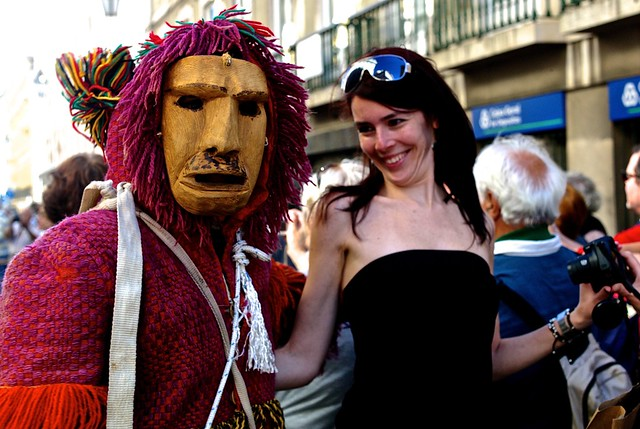 VIII International Iberic Masks Festival