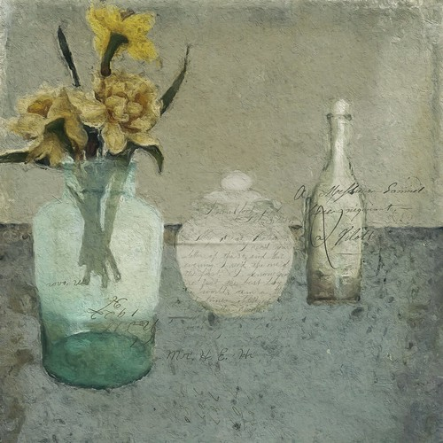 Spring on my Table by Sarah Jarrett