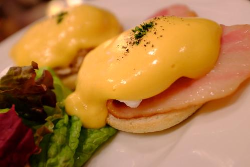 Eggs Benedict Bistro Hutch