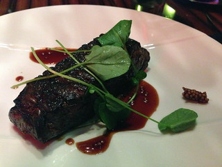 Rib Cap at Gordon Ramsay Steak (Las Vegas)