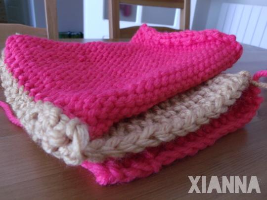 Cuadros de lana
