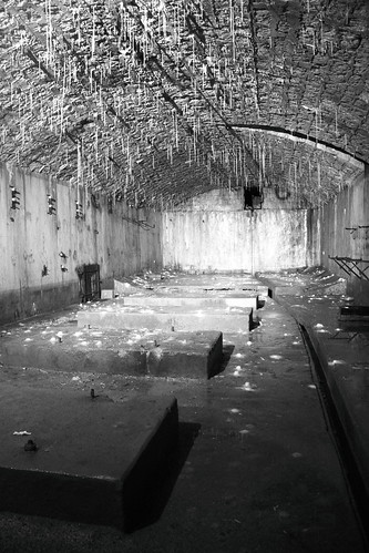 Fort Douaumont Generator Room