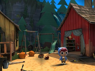 Jacob Jones and the Bigfoot Mystery on PS Vita