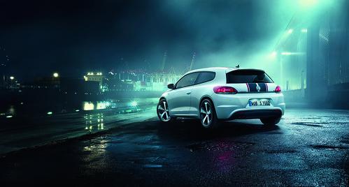 Volkswagen Scirocco GTS 2013