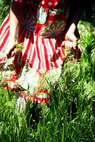Auttie-Pulling-Weeds