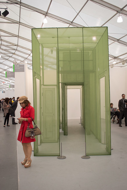 2013 Frieze Art Fair NYC artwork-11