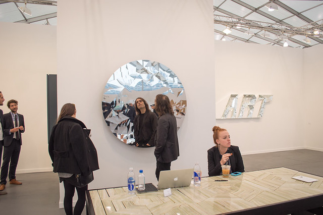 2013 Frieze Art Fair NYC artwork-52