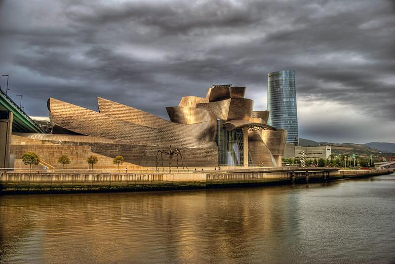 Spagna, Bilbao, Guggenheim Museum