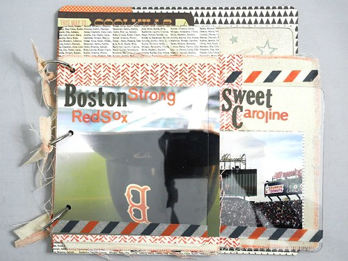 Boston Strong Mini Cover