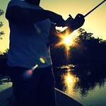 Wyldwood Texas Bass Fishing at Sunset