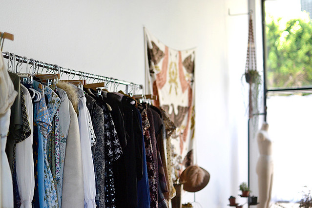 First Look Inside the Adored Vintage Studio |Behind the Scenes
