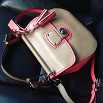 Coach bag from Macy's in Walt Whitman Mall
