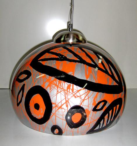 Lampara de Acrlico Colgante de Diseño Moderna by Ludica Iluminacion