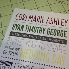 Eeeeeeeeeee!!!! #invitations #thisisreal