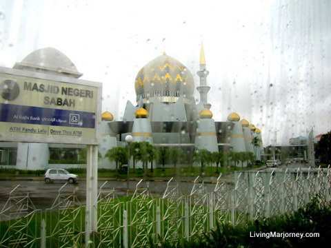 Mosque in Sabah