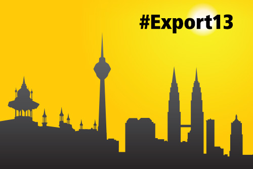 Join our #Export13 trading with Asia Twitter Q&A