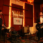 Mon, 13/05/2013 - 8:35pm - Interview with Carmel Holt - 5/13/13 Willy Mason performs for an audience of WFUV Marquee Members. Photo by Laura Fedele