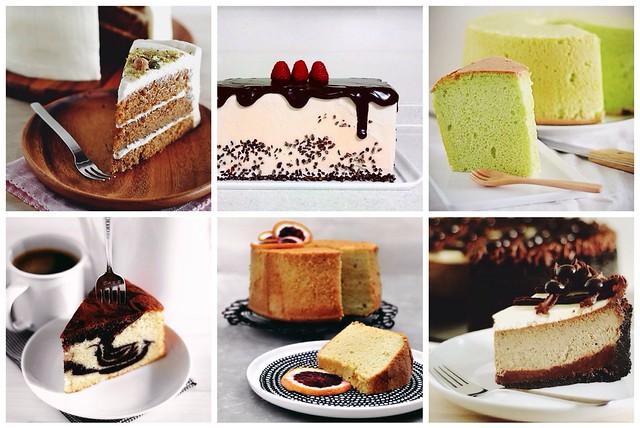 Pick Yin's Cakes