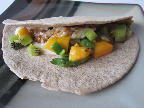 Beer-Glazed Fish Tacos