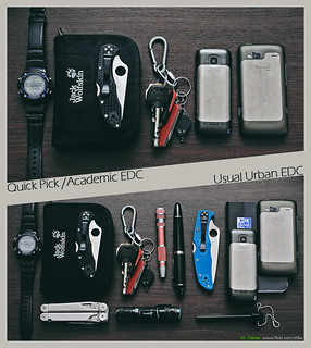My Every Day Carry - May 2013