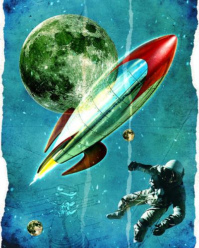 Rocket Man no.69