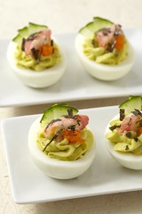 California Roll egg