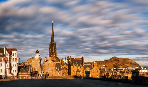 Edinburgh - Royal Mile Motion