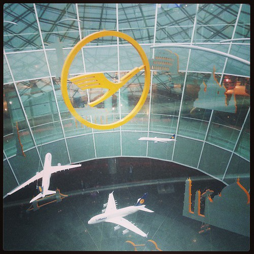 A Terminal set Frankfurt