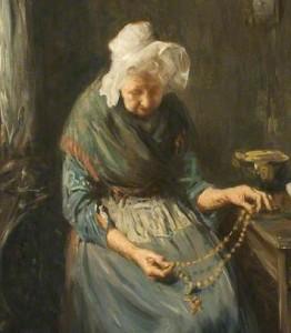 Anciana rosario 2