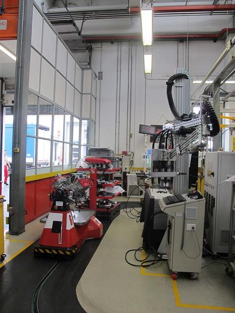 Ferrari Factory Tour In Maranello Italia 11 Explore
