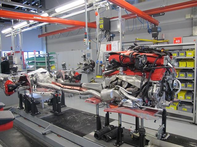 Ferrari Factory Tour In Maranello Italia 50 Flickr