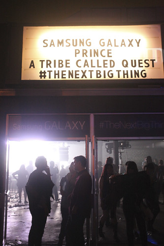 Post Prince in Austin