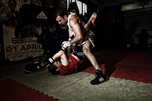 Mixed Martial Arts - Fighting