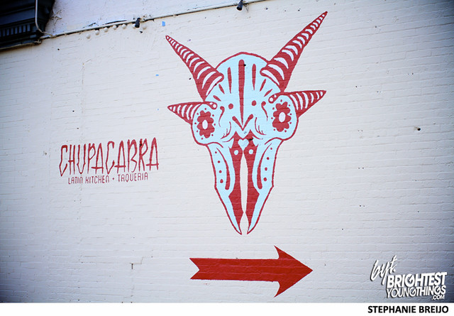 Chupacabra DC Food Truck Restaurant Brightest Young Things12
