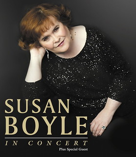 Susan Boyle July date at Festival Theatre