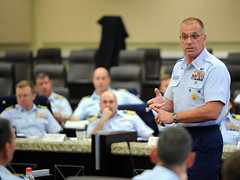 MCPOCG speaks to major cutter commanding officers